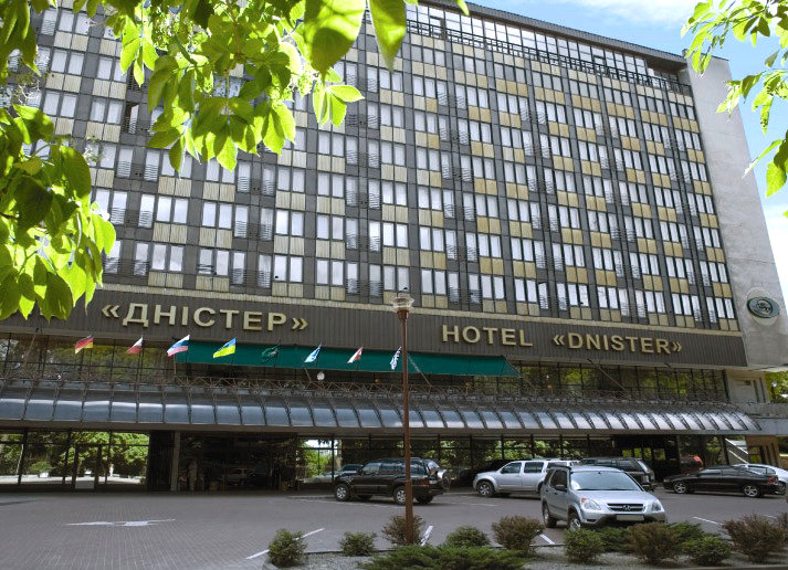 Львов отель днестр фото