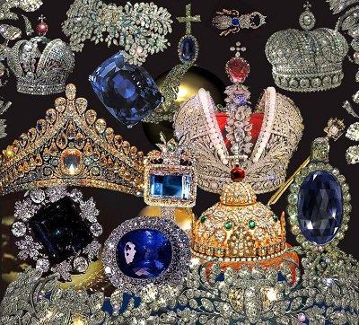 москва алмазный фонд фото